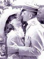 Greta Garbo w roli Anny Kareniny w ekranizacji powieści Lwa  Tołstoja.