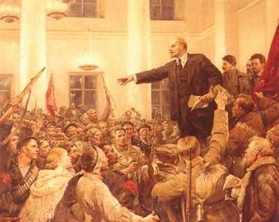Lenin, W.A. Serow