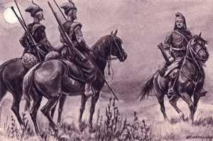 Kozacy Zaporoscy i Tatar Lipek, Stanisław Hajkowski