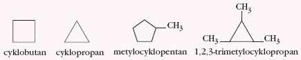 Węglowodory cykliczne