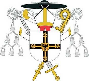 Herb wielkiego mistrza zakonu krzyżackiego