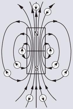 Linie pola magnetycznego