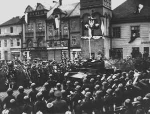 Wkroczenie wojsk polskich do Frysztadu