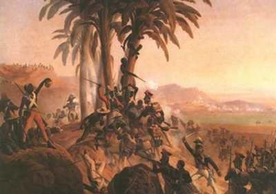 Bitwa na San Domingo, January Suchodolski