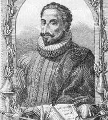 Cervantes Saavedra Miquel de