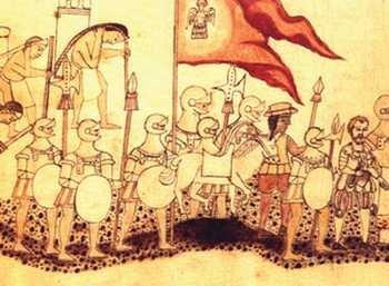 Podbój Meksyku przez Corteza