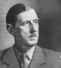 Gaulle Charles André de