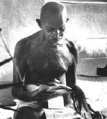 Gandhi Mohandas Karamchand