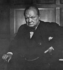 Churchill Winston, sir