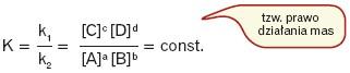 Matematyczny opis stanu równowagi