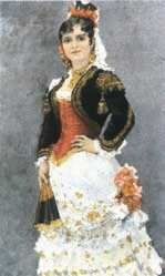Célestine Galli-Marié jako