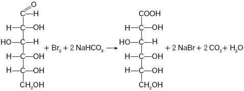 Reakcja odróżniająca aldozy od ketoz