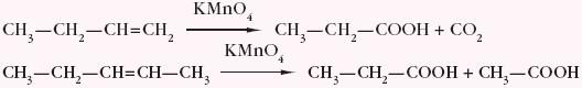 Proces utleniania alkenu