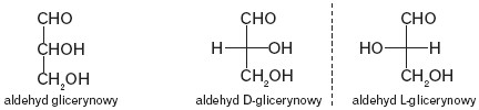 Aldehydy glicerynowe