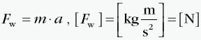 Siła wypadkowa w II zasadzie dynamiki Newtona