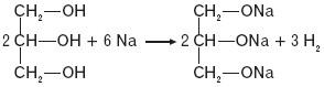 Propan-1,2,3-triolan sodu