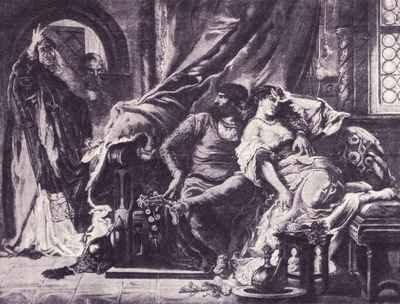 Bolesław Śmiały i św. Stanisław, Jan Matejko