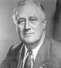 Roosevelt Franklin Delano