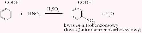 Powstawanie izomerów meta