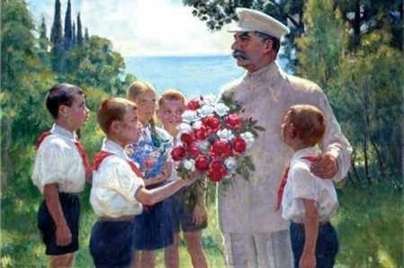 Róże dla Stalina, Boris Vladimirski