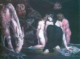 Hekate, William Blake.