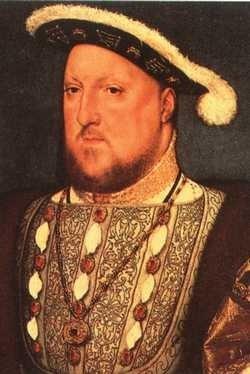 Henryk VIII Hans Holbein Młodszy